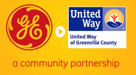 GE United Way super service challenge