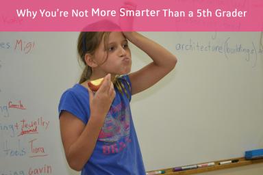 smarter 5th grader